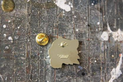 Pin Butterfly Cap